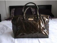 Brown Paris Handbag NEW
