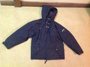 ski/ snowboard JACKET  Size: youth 14  (Brand name: DNA)
