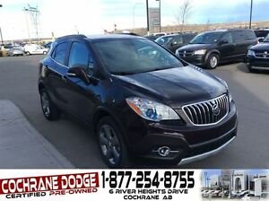2014 Buick Encore CXL W/BACK-UP CAMERA!