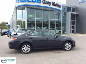 2012 Mazda MAZDA6 GT, Auto, Heated Leather, Sunroof, Low Kms, On