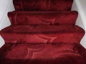 Stair and Landing Carpet