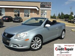 2007 Volkswagen Eos 2.0T | HARTOP CONVET | SUNROOF | LEATHER | A