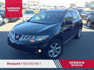 2010 Nissan Murano SL**AWD**NOUVEL ARRIVAGE!**