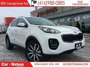 2017 Kia Sportage EX AWD | $180 BI-WEEKLY | BACKUP CAMERA |