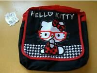 Hello kitty nerd shoulder bag