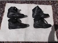 small pit bike boots