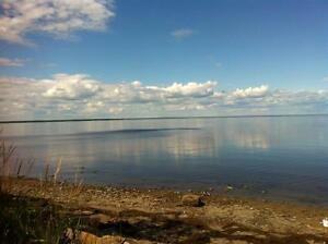 Waterfront Land for Sale on Miramichi Bay, NB