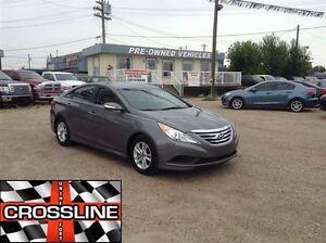 2014 Hyundai Sonata GLS | Low Km's | Power Options | Fuel Effici Edmonton Edmonton Area image 1