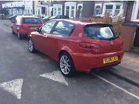 Alfa Romeo147 (TS TI SE) 1.6 Limited build number.. 5 door. only 99 in the uk.