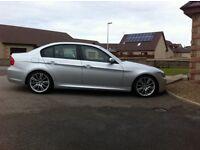 2006 BMW 3 SERIES 3.0 330D M SPORT 4 Door Manual 228 BHP £5300