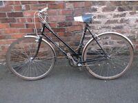 ladies coventry eagle town bike 1976
