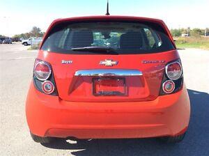 2012 Chevrolet Sonic LT | Sunroof | Auto | Air | Alloys Kawartha Lakes Peterborough Area image 4