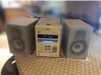 Sony CMT-J3MD Compact Hi-Fi Stereo System