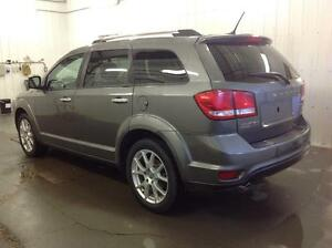 2012 Dodge Journey R/T Loaded with Rear DVD and Extended Warrant Edmonton Edmonton Area image 5