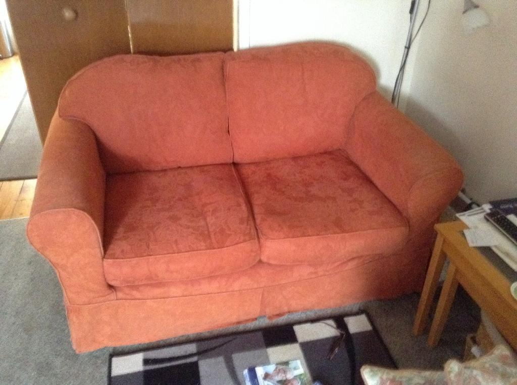 Free 2 Seater Settee In Clevedon Somerset Gumtree