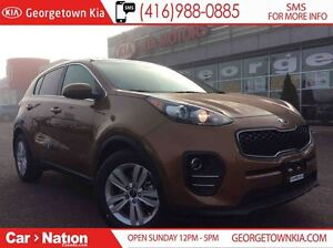 2017 Kia Sportage LX | $ 156 BI-WEEKLY | BACKUP CAMERA |
