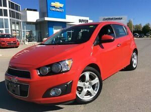 2012 Chevrolet Sonic LT | SUNROOF | | | ALLOYS |