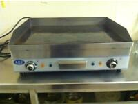 Electric griddle, catering/ cafe / takeaway