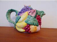Fruity Teapot