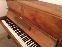 Piano - Used, ideal for learning, or getting that rustic sound in your music