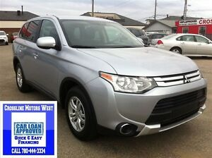 2015 Mitsubishi Outlander | Power Options | Fuel Efficient |