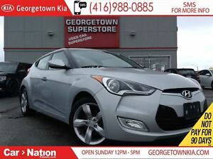 2014 Hyundai Veloster BACK UP CAMERA | HEATED SEATS | BLUETOOTH