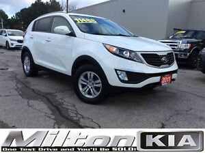 2011 Kia Sportage LX | FWD | ALLOYS | ONE OWNER | REMOTE START