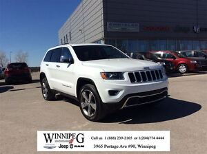 2015 Jeep Grand Cherokee Limited 4x4 V-6 cyl