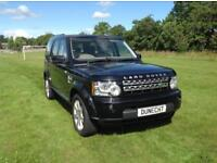 Land Rover Discovery 4 TDV6 XS 2009-11-05