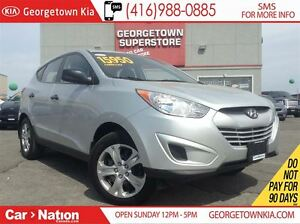 2013 Hyundai Tucson GL | CLEAN CARPROOF | ONLY 66, 099KMS |