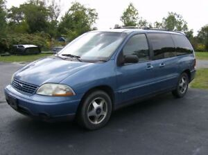 2002 Ford Windstar AS TRADED SPECIAL !!