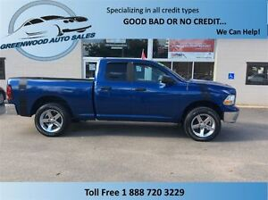 2010 Dodge Ram 1500 BRIGHT BLUE RAM, 20WHEELS...AWESOME STRIPE P