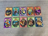 Job lot of Beast Quest books