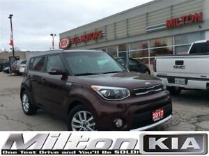 2017 Kia Soul EX+ | REARVIEW CAMERA | BLUE TOOTH | HEATED SEATS