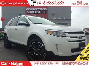 2014 Ford Edge SEL| NAVI | LEATHER TRIM | PANO ROOF|BACK UP CAM