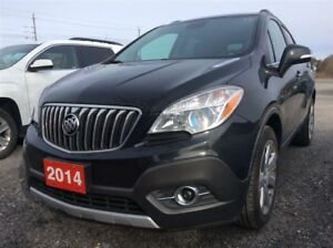 2014 Buick Encore Leather   Bluetooth   COMING SOON