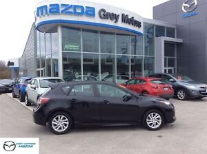 2012 Mazda MAZDA3 GS-SKY, Automatic, Sunroof, Heated Seats