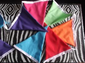 Bunting made to suit YOUR needs
