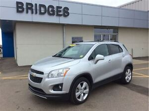 2013 Chevrolet Trax LTZ**One Owner/Leather/Sunroof and much more