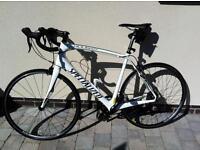 Specialized Roubaix sl2 carbon road bike