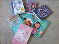 Girls book bundle