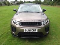 Land Rover Range Rover Evoque TD4 HSE DYNAMIC (brown) 2015-11-07