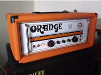 ORANGE AD200B mk3 valve bass head
