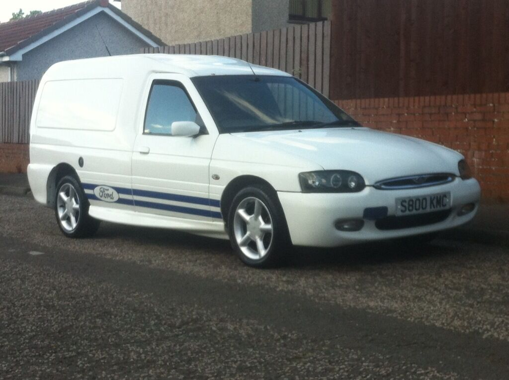 Ford escort rs2000 van for sale or swap ? | in Leven, Fife | Gumtree
