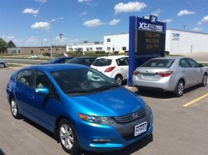 2010 Honda Insight HYBRID/ LOW KM/ CAR-PROOF ATTACHED/ ACCIDENT