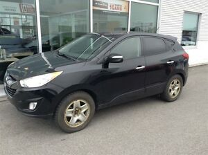 2010 Hyundai Tucson Limited *4X4/AWD**GPS/NAVIGATION****MAGS*