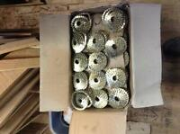 1 1/4 Roofing nails in spools