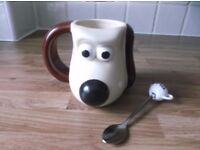 Gromit PG tea mug
