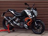 KTM Duke 125. Only 5203miles. Delivery Available *Credit & Debit Cards Accepted*