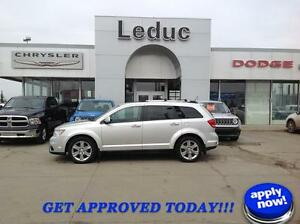 2012 Dodge Journey R/T AWD with Leather Heated Seats and Sunroof